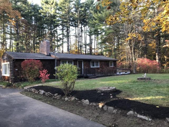 203 Hudson Road, Stow, MA 01775 (MLS #72453939) :: Driggin Realty Group