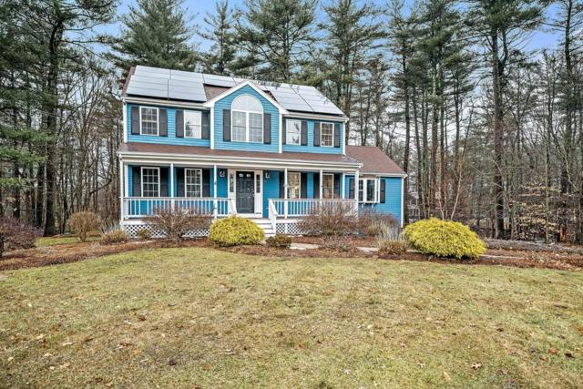 40 Jillians Way, Bridgewater, MA 02324 (MLS #72454007) :: Lauren Holleran & Team