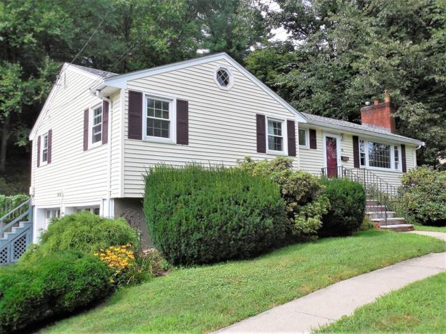 166 Totten Pond Rd, Waltham, MA 02451 (MLS #72454087) :: The Gillach Group