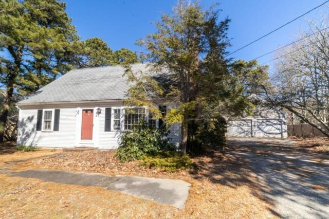 40 Violet Glen Rd, Yarmouth, MA 02664 (MLS #72454240) :: Vanguard Realty