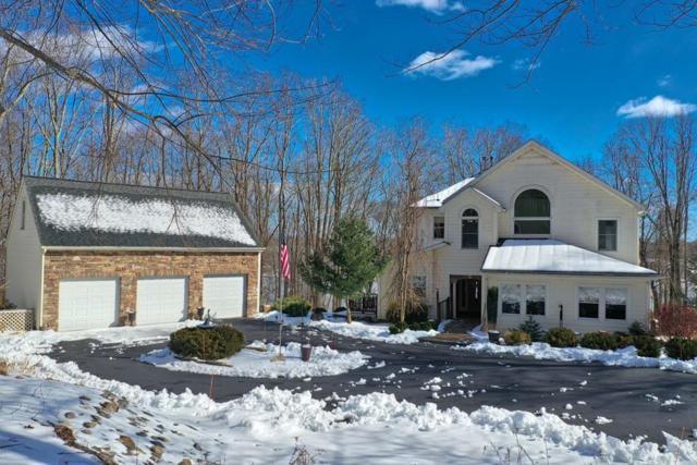 158 West Quasset Rd, Woodstock, CT 06281 (MLS #72454321) :: Westcott Properties