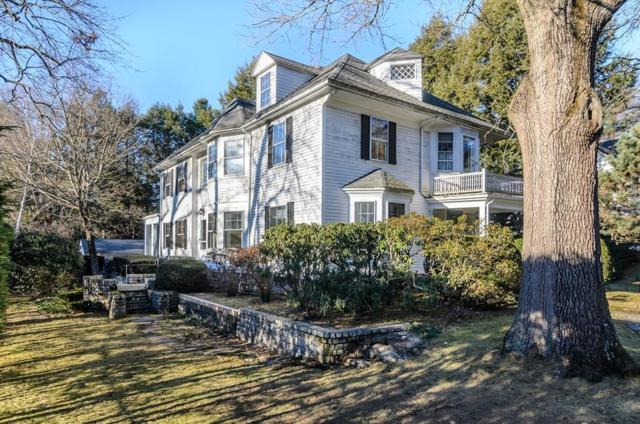 42 Cliff Road, Wellesley, MA 02481 (MLS #72454349) :: Commonwealth Standard Realty Co.