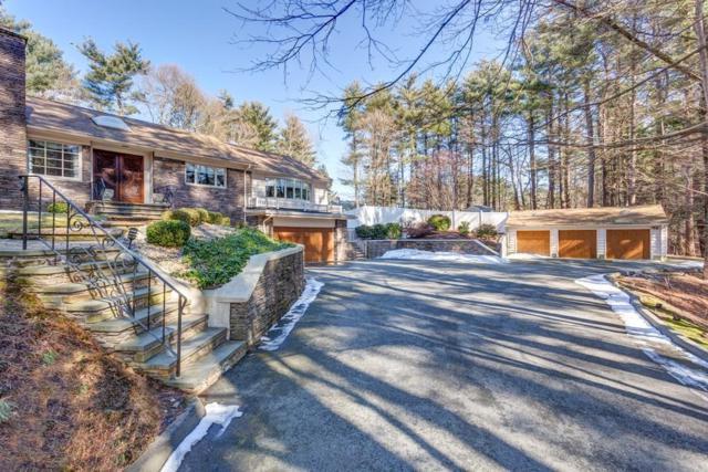 35 Upland Rd, Sharon, MA 02067 (MLS #72454478) :: Compass Massachusetts LLC
