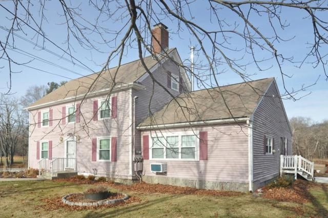 234 Tremont, Rehoboth, MA 02769 (MLS #72454490) :: Anytime Realty