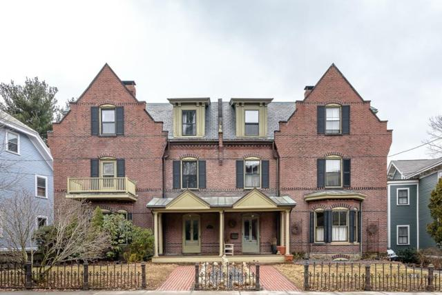 169 Walnut St #169, Brookline, MA 02445 (MLS #72454708) :: ERA Russell Realty Group