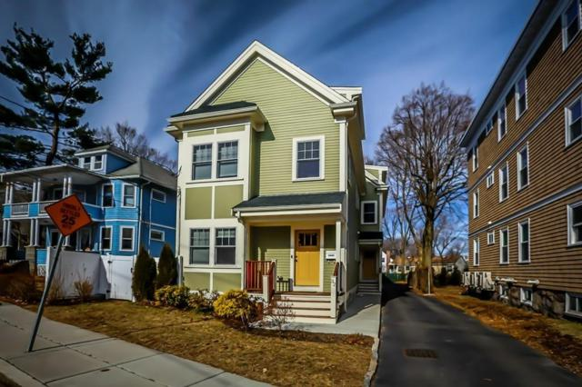 32 Neponset Avenue, Boston, MA 02131 (MLS #72454724) :: The Muncey Group