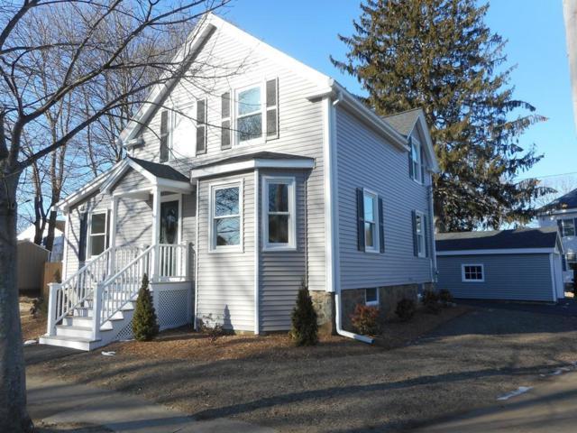 47 Livingstone Avenue, Beverly, MA 01915 (MLS #72454831) :: Westcott Properties
