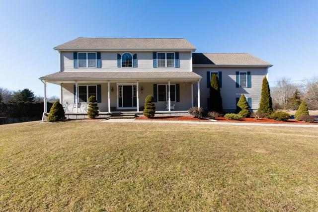 90 Purchase St, Rehoboth, MA 02769 (MLS #72454855) :: Anytime Realty