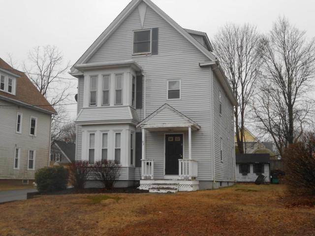 93 Linden Street, Whitman, MA 02382 (MLS #72454905) :: AdoEma Realty