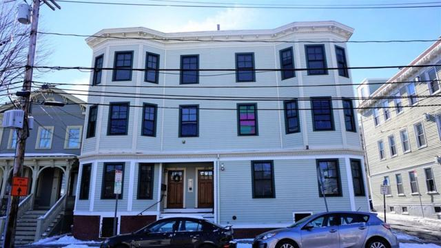 386 Washington Street 2A, Somerville, MA 02143 (MLS #72455064) :: Vanguard Realty