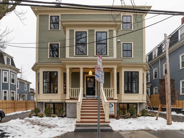 18 Tufts St #5, Cambridge, MA 02139 (MLS #72455090) :: Driggin Realty Group