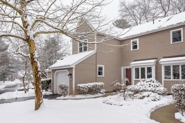 41 Bishops Forest Dr #41, Waltham, MA 02452 (MLS #72455159) :: Vanguard Realty