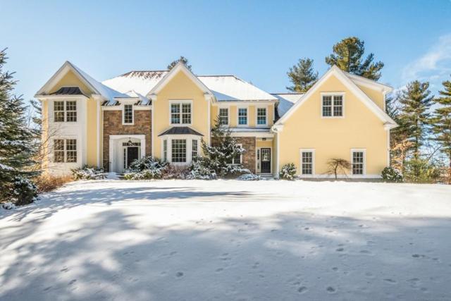 42 Sylvan Drive, Stow, MA 01775 (MLS #72455221) :: The Home Negotiators