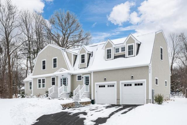 529 Country Way, Scituate, MA 02066 (MLS #72455650) :: Exit Realty