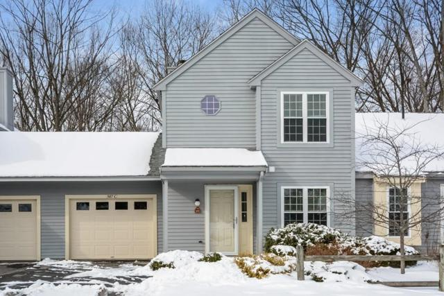 507 Ridgefield C, Clinton, MA 01510 (MLS #72455697) :: The Home Negotiators