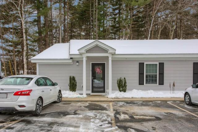 445 Berlin St #1, Clinton, MA 01510 (MLS #72455774) :: Anytime Realty