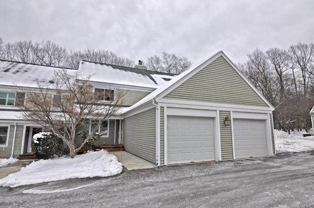 108 Stone Ridge Rd #108, Franklin, MA 02038 (MLS #72455785) :: Anytime Realty
