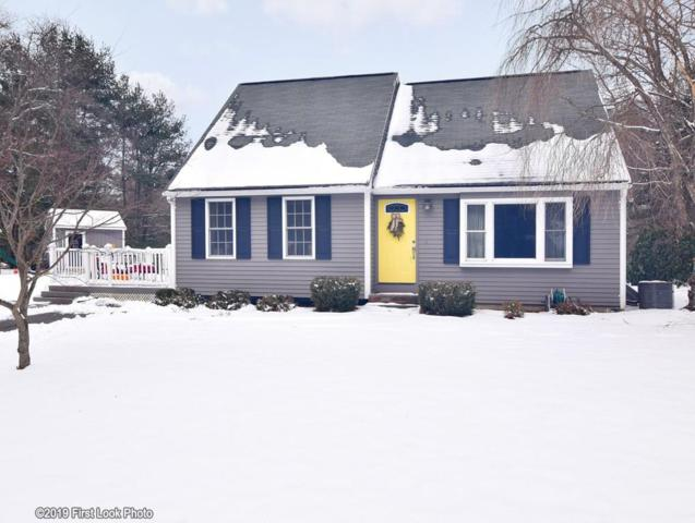 20 Pilgrim Rd, Taunton, MA 02780 (MLS #72455790) :: Compass Massachusetts LLC