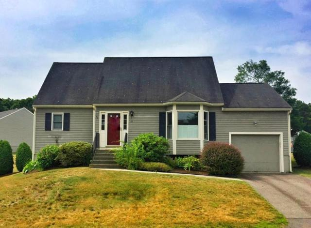 45 Country Side Rd #45, Bellingham, MA 02019 (MLS #72455800) :: Anytime Realty