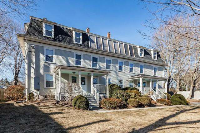 10 Green Street #10, Medfield, MA 02052 (MLS #72455805) :: Anytime Realty