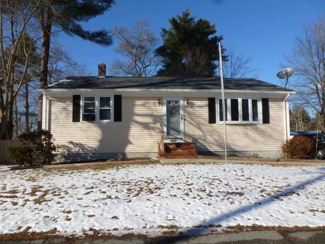 969 Oakley St., New Bedford, MA 02745 (MLS #72455810) :: Lauren Holleran & Team