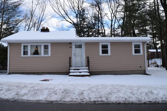 42 Summit Rd, Holbrook, MA 02343 (MLS #72455816) :: Anytime Realty