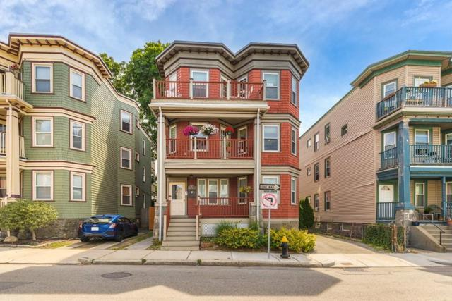 17 Pond St #2, Boston, MA 02125 (MLS #72455847) :: Anytime Realty