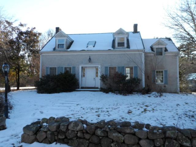 678 Point Rd, Marion, MA 02738 (MLS #72455862) :: Exit Realty