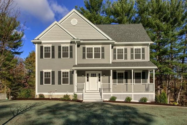 19 Green Meadow Dr, Wilmington, MA 01887 (MLS #72455873) :: Anytime Realty