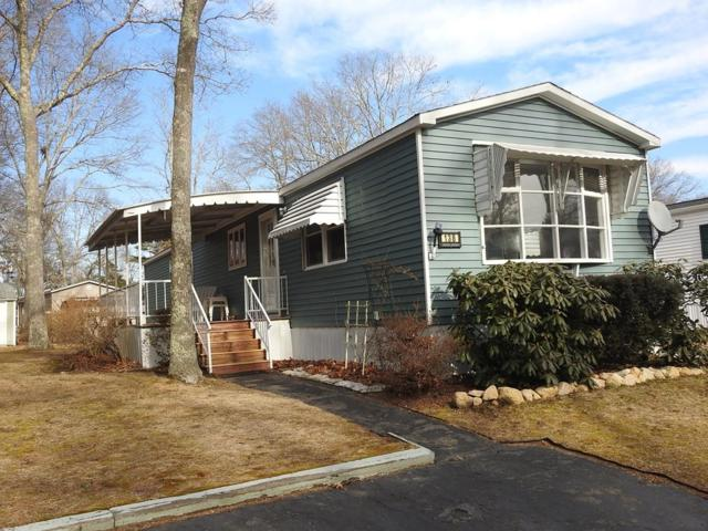 138 Jupiter Circle, Wareham, MA 02576 (MLS #72455912) :: Vanguard Realty