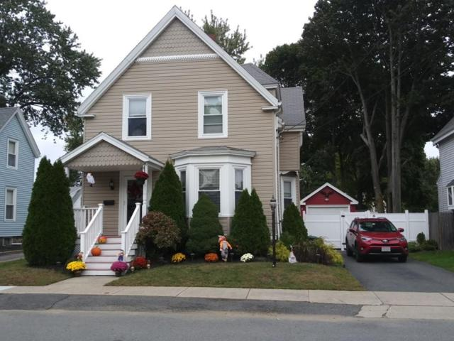 39 Birch Street, Saugus, MA 01906 (MLS #72455989) :: Vanguard Realty