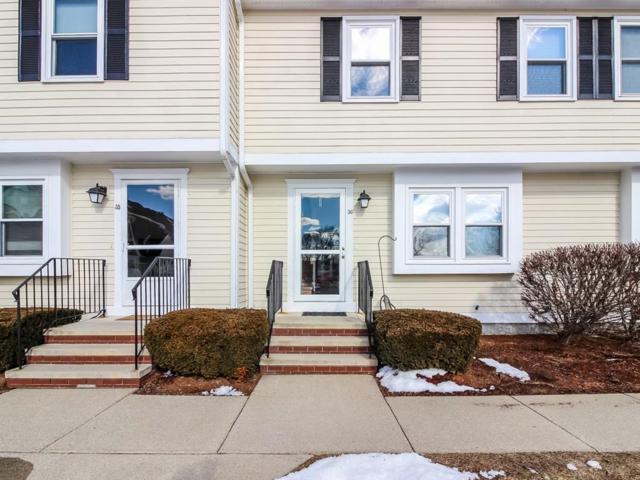 75 Foundry Street #36, Easton, MA 02375 (MLS #72456067) :: Compass Massachusetts LLC