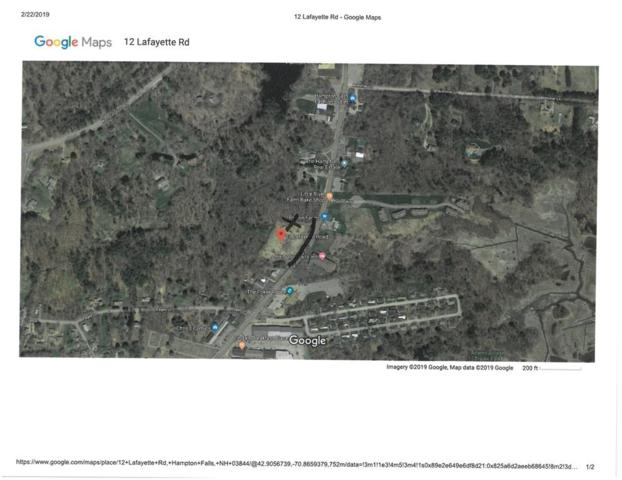 12 and 0 Lafayette Rd, Hampton Falls, NH 03844 (MLS #72456192) :: Trust Realty One