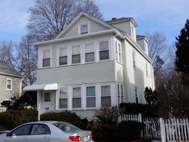 277 Park Street, Medford, MA 02155 (MLS #72456256) :: Cobblestone Realty LLC