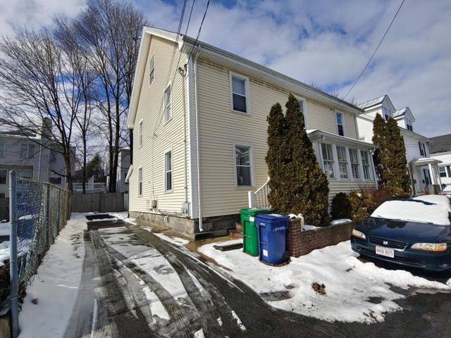 7 Cottage Place #7, Newton, MA 02465 (MLS #72456257) :: Cobblestone Realty LLC