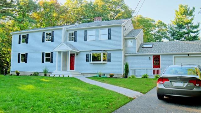 91 Washington Park Dr, Norwell, MA 02061 (MLS #72456281) :: Vanguard Realty