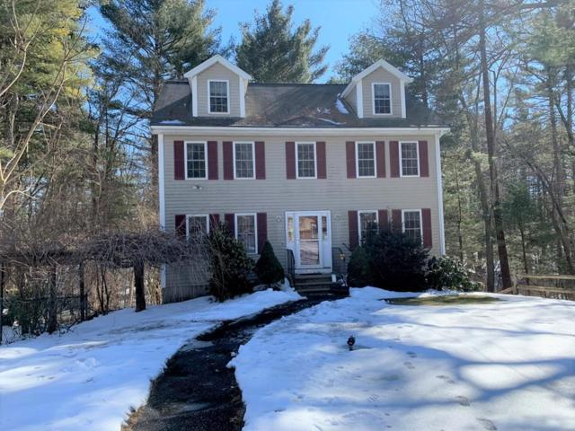 58 Queensland Rd, Billerica, MA 01862 (MLS #72456286) :: Vanguard Realty