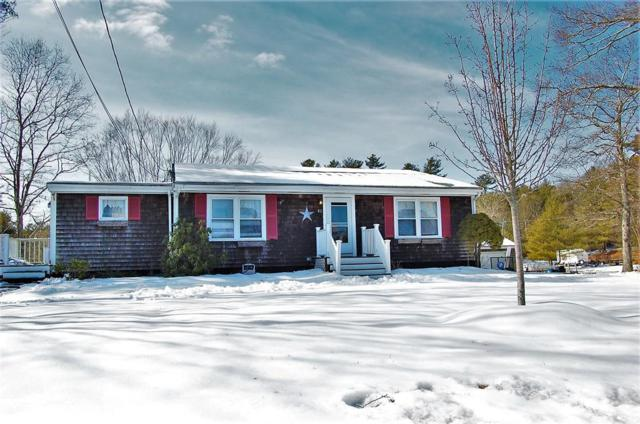 82 Forest St., Carver, MA 02330 (MLS #72456882) :: Vanguard Realty
