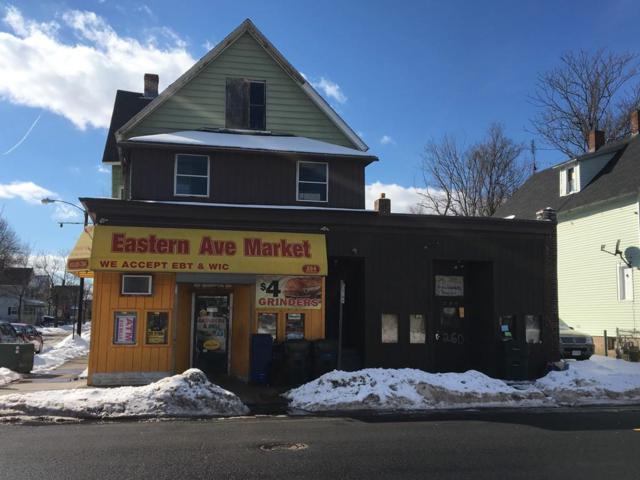 262-264 Eastern Ave, Springfield, MA 01109 (MLS #72457018) :: Westcott Properties