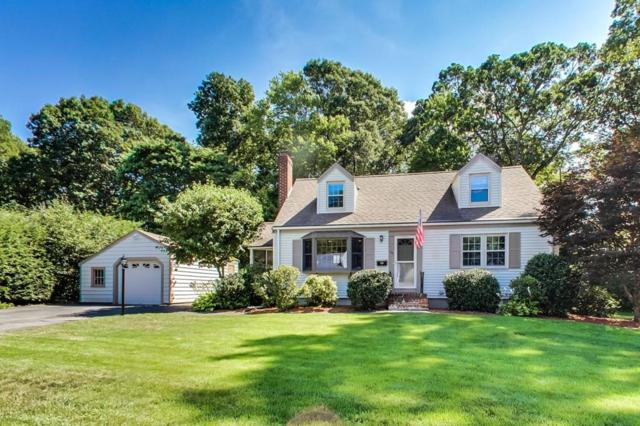 25 Crestwood Circle, Norwood, MA 02062 (MLS #72457069) :: Driggin Realty Group