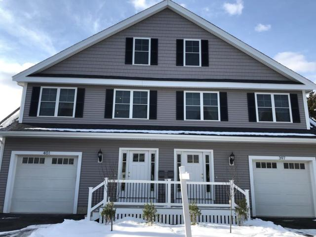 401 Whiting Ave #1, Dedham, MA 02026 (MLS #72457081) :: Primary National Residential Brokerage