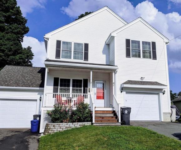 51 Laurel Avenue #51, Haverhill, MA 01835 (MLS #72457569) :: Anytime Realty