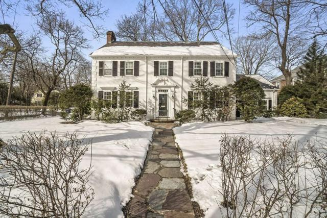 1019 Centre St, Newton, MA 02459 (MLS #72457613) :: Anytime Realty