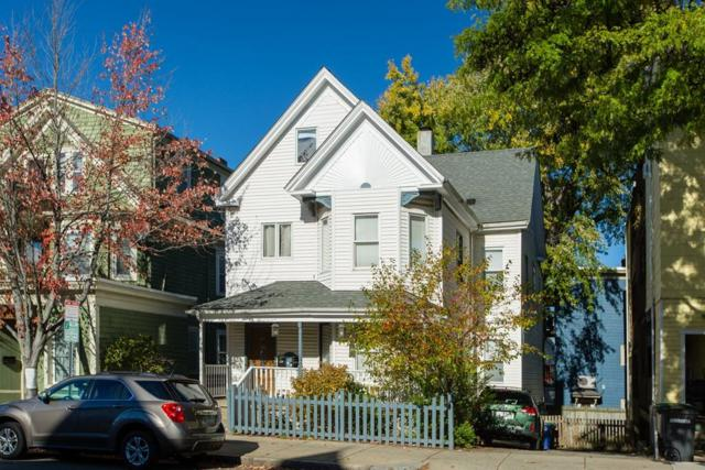 221 Highland Ave. #2, Somerville, MA 02143 (MLS #72457949) :: Westcott Properties