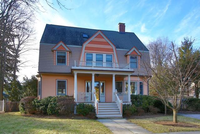 45 Westbourne Rd, Newton, MA 02459 (MLS #72458012) :: Vanguard Realty