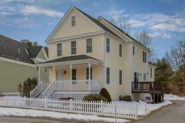 27 Mcintosh Dr #27, Stow, MA 01775 (MLS #72458296) :: The Home Negotiators