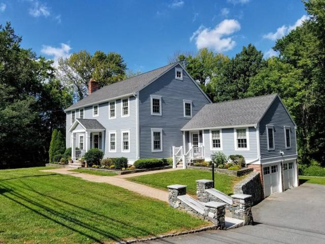 284 Salem Street, North Andover, MA 01845 (MLS #72458351) :: DNA Realty Group