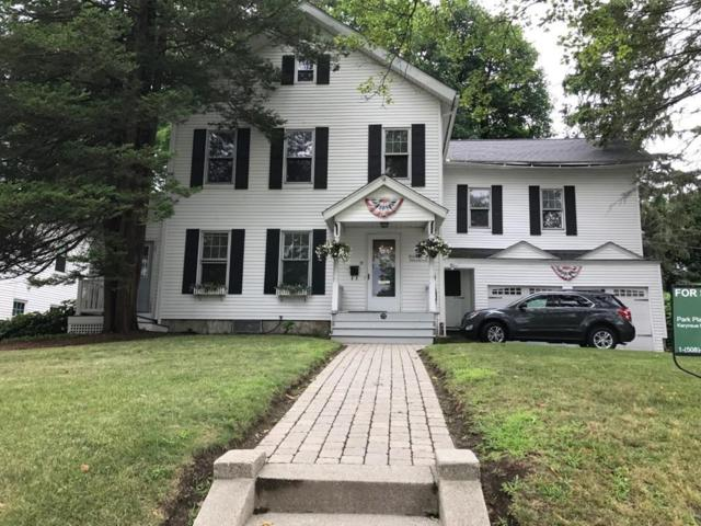 72 Park Ave, Worcester, MA 01609 (MLS #72458634) :: Vanguard Realty