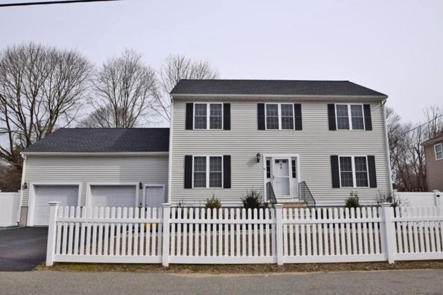 14 Plain St, Randolph, MA 02368 (MLS #72458925) :: Vanguard Realty