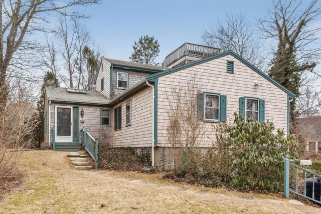 9 Strawberry Hill Rd, Falmouth, MA 02543 (MLS #72458954) :: Vanguard Realty